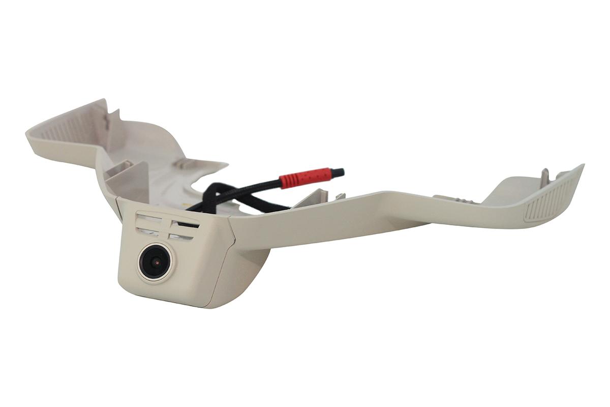 9730)Штатный видеорегистратор Redpower DVR-MBS3-N кремовый (Mercedes GLS и GLE class с двумя камерами)
