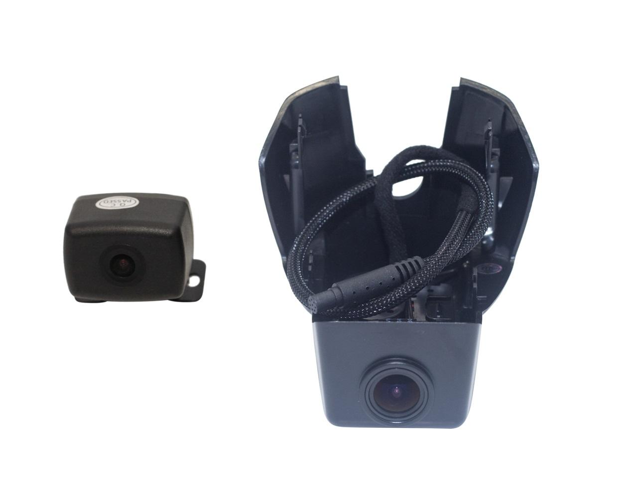 9655)Двухканальный видеорегистратор Redpower DVR-VOL3-N DUAL (Volvo XC90 2015+)