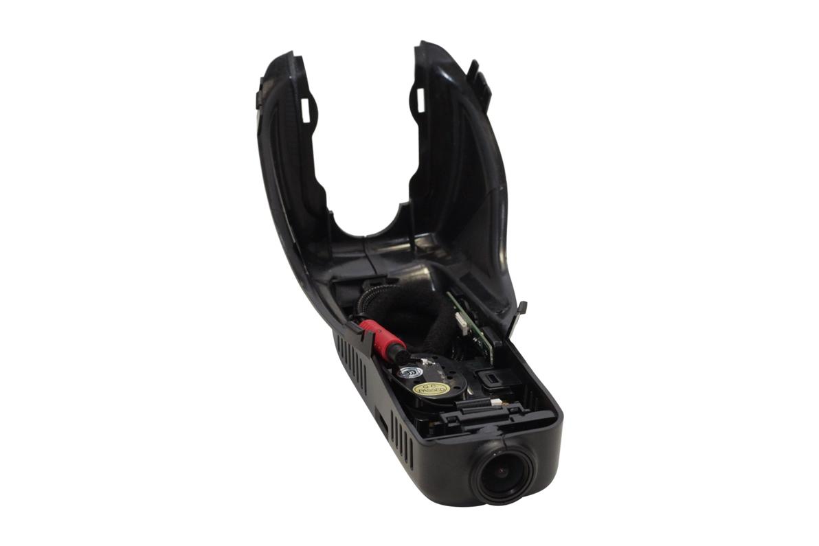 9757)Штатный видеорегистратор Redpower DVR-VOL4-N (Volvo XC60 с круиз контролем)