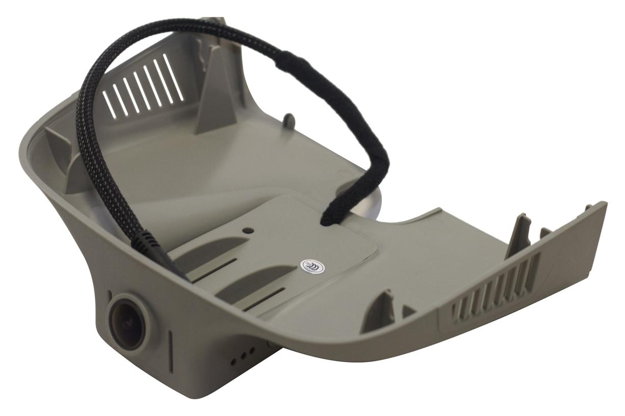 9722)Штатный видеорегистратор Redpower DVR-MBML-N серый (Mercedes ML и GL 2011+ без ночного вид.)