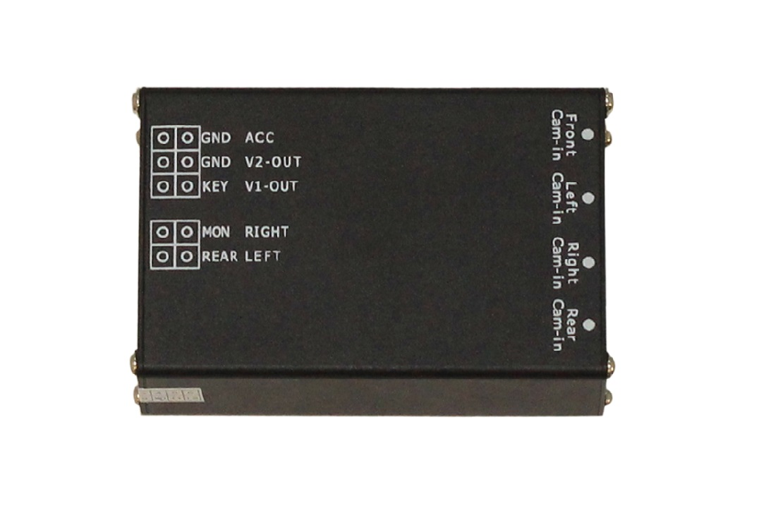 11755)Блок переключения 4 камер Redpower SwitchCam 4