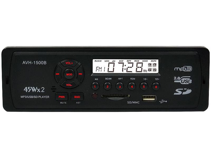 1665)ACES AVH-1500B