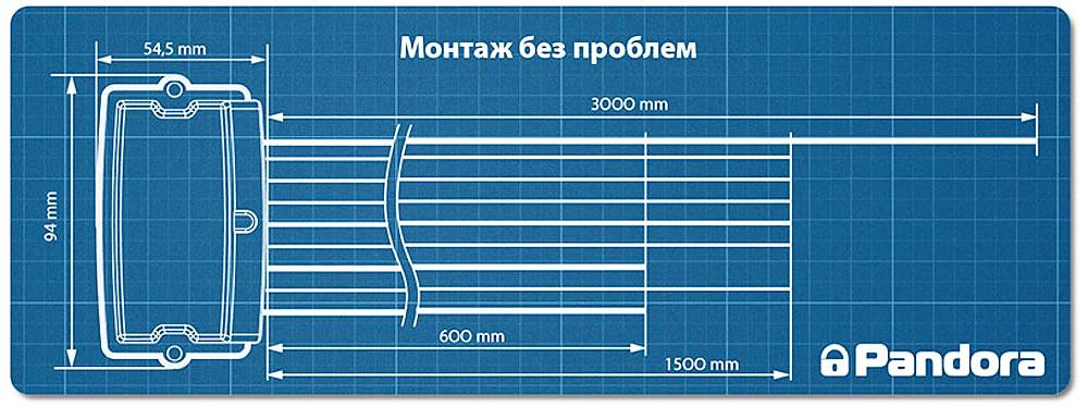 1.Радиомодуль моторного отсека RHM-05