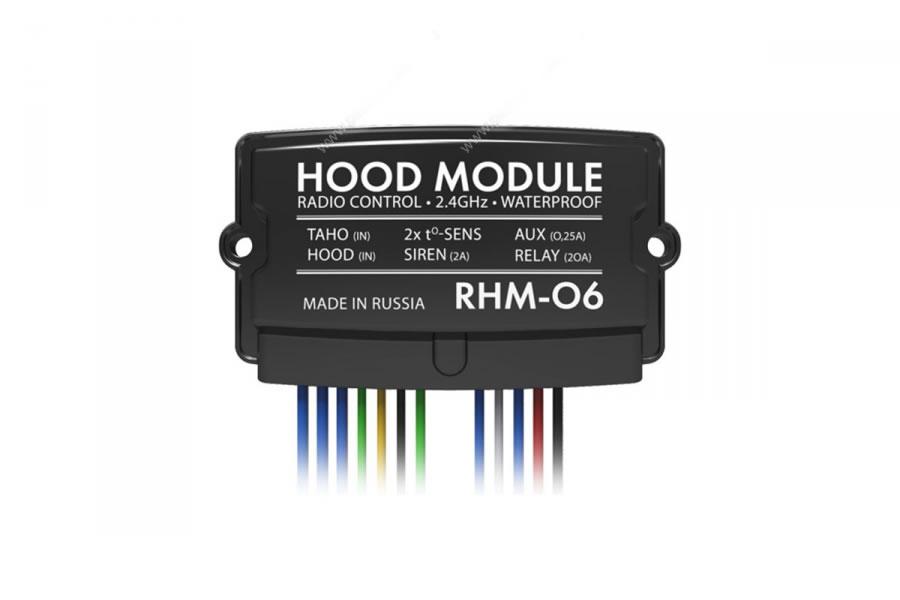 3137)Радиомодуль моторного отсека RHM-06