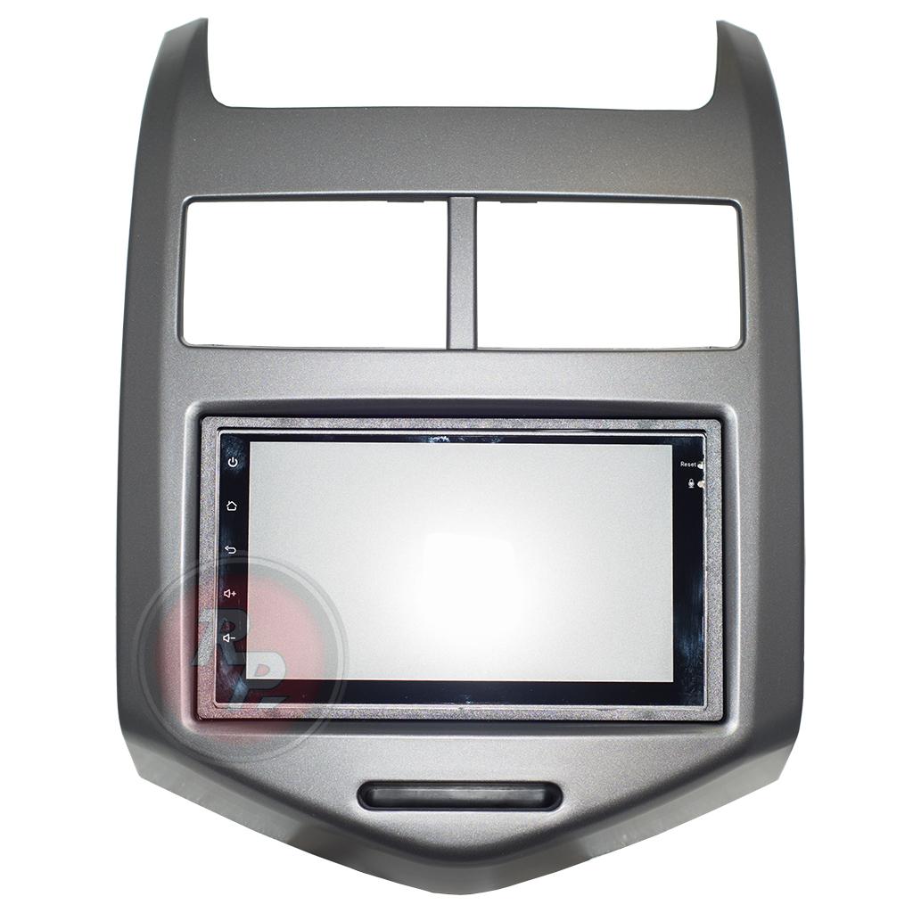 9623)Рамка Chevrolet Aveo (2011+)