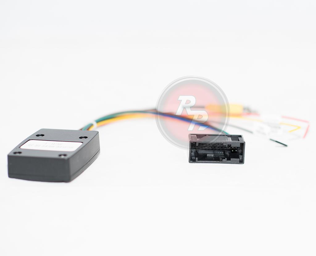 9457)Адаптер RGB для камеры Volkswagen, Skoda