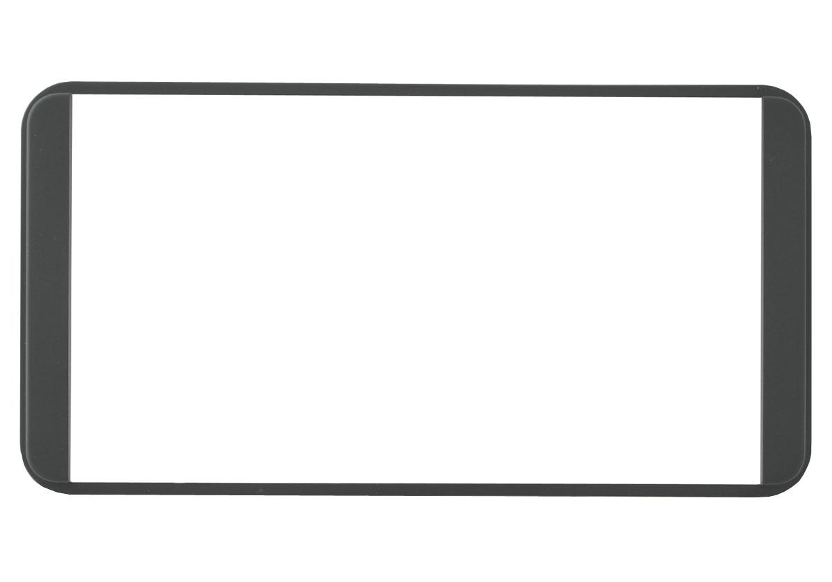 3647)TOYOTA 2din Universal BLACK (Incar RTY-N08BL)