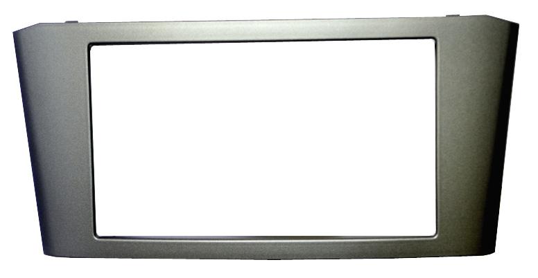 3653)TOYOTA Avensis 03-08 2din Серая (Incar RTY-N12-G)