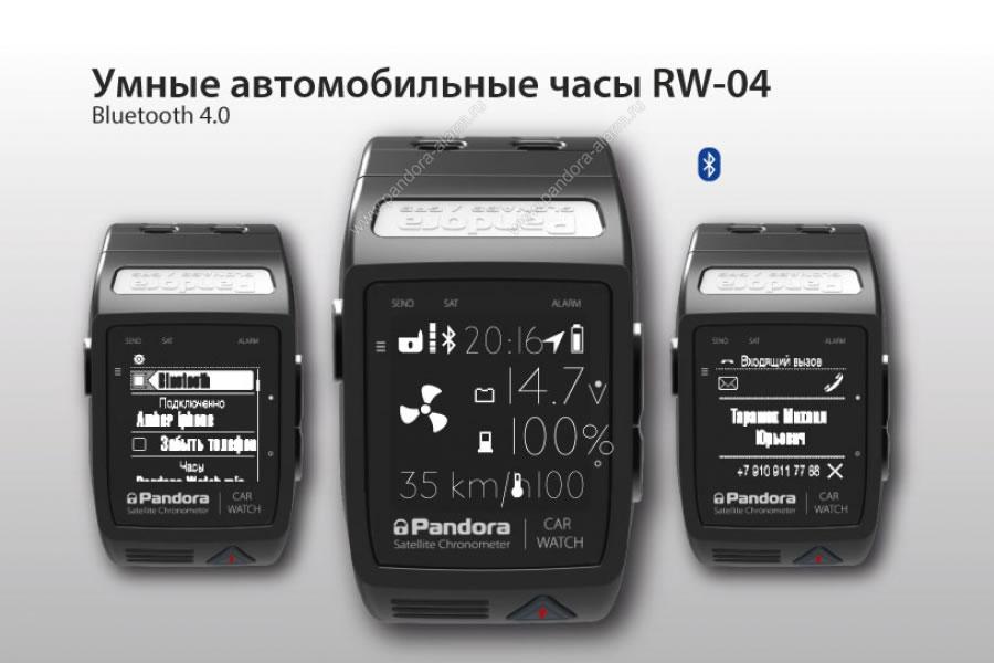 3142)Часы RW-04