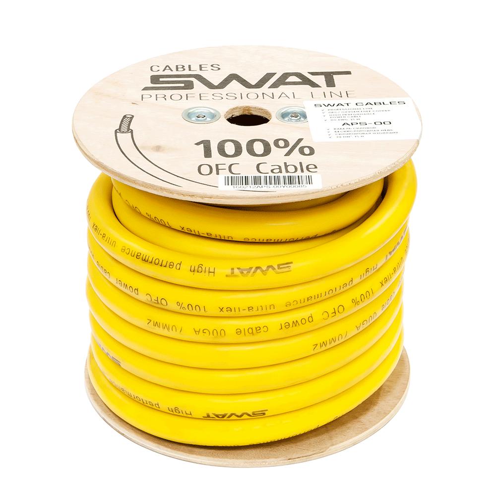 1191)Силовой кабель SWAT APS-00Y