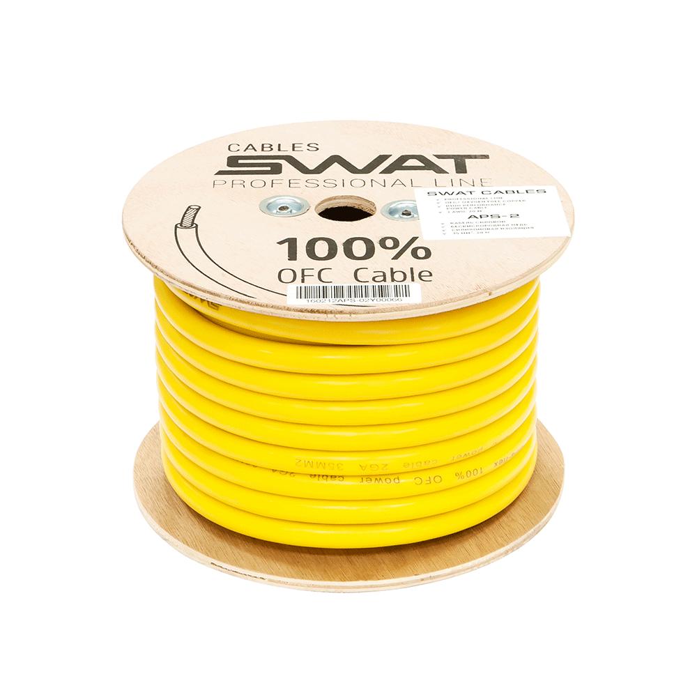 1193)Силовой кабель SWAT APS-02Y