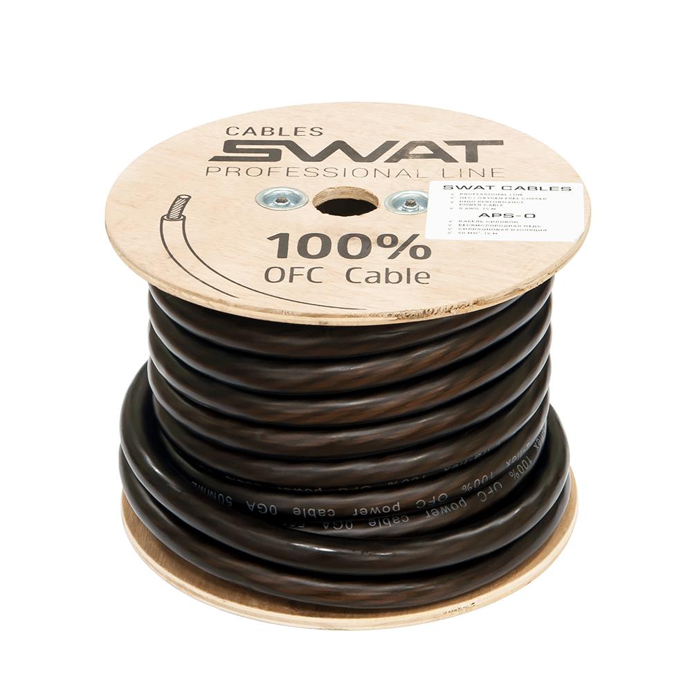1197)Силовой кабель SWAT APS-0B