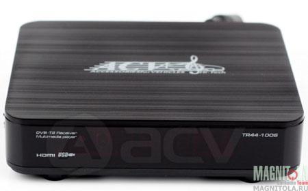 7106)ACV TR44-1005 DVB-T2