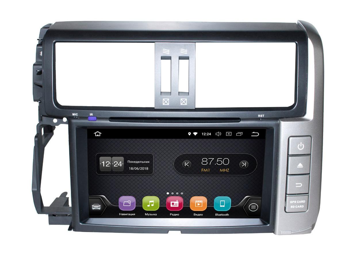 5626)Toyota LC Prado 150 06-10 (Incar TSA-2248)