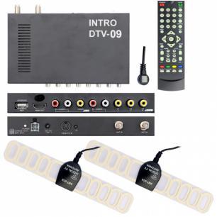 396)Цифровой ТВ-тюнер Универсальный (IE)