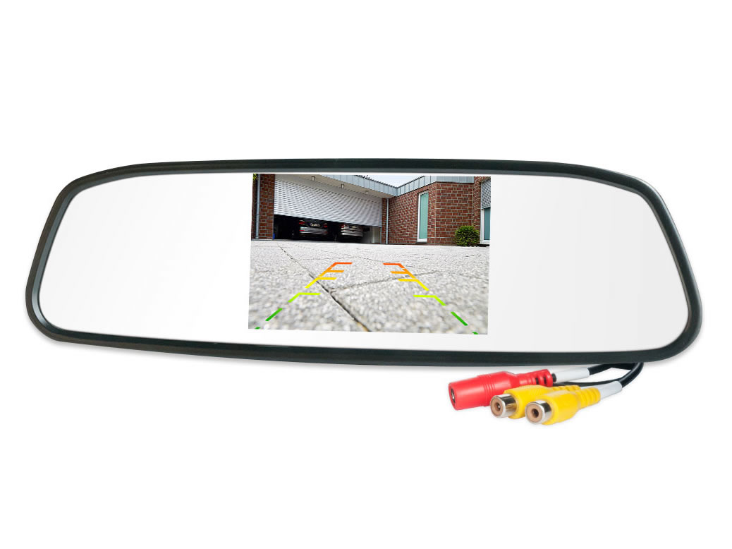 3982)Зеркало заднего вида SWAT VDR-2U