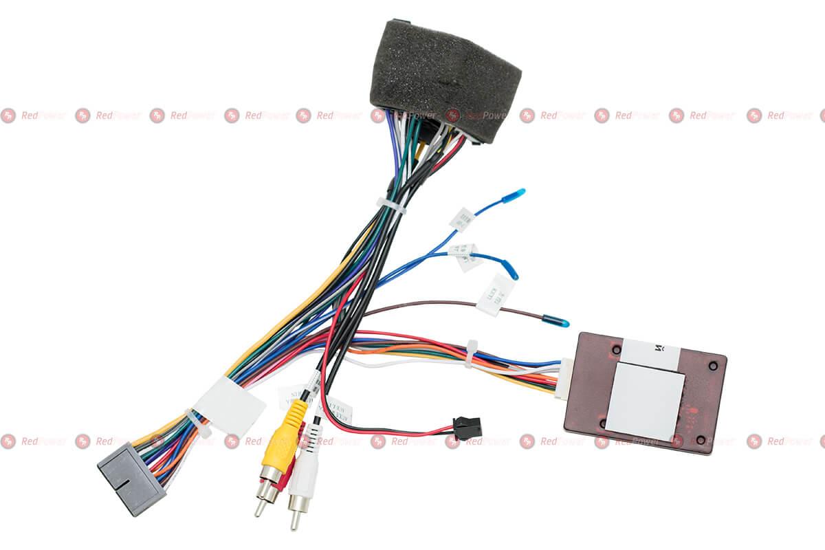 11771)Колодка Volkswagen, Skoda для авто с системой ЭРА-ГЛОНАСС (с канблоком)