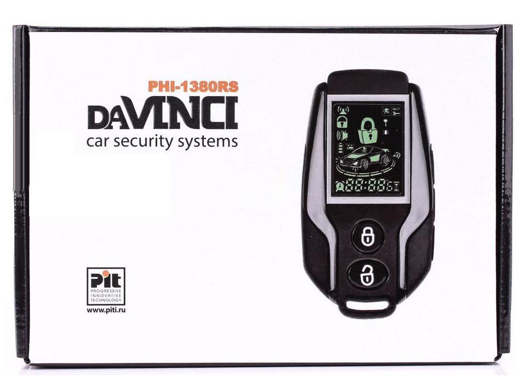 4926)DaVinci PHI-1380RS