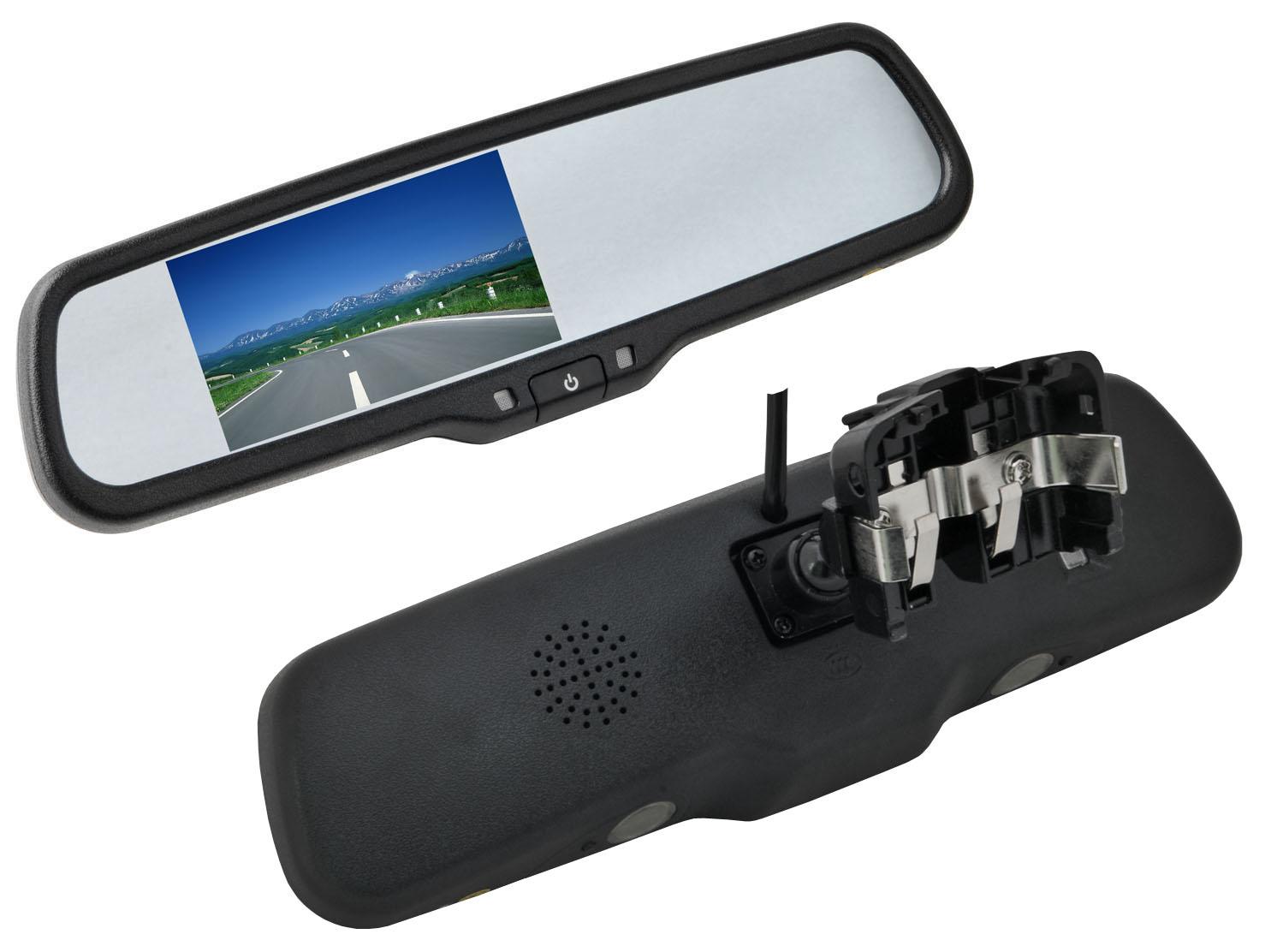 357)Зеркало заднего вида SWAT VDR-VW-06